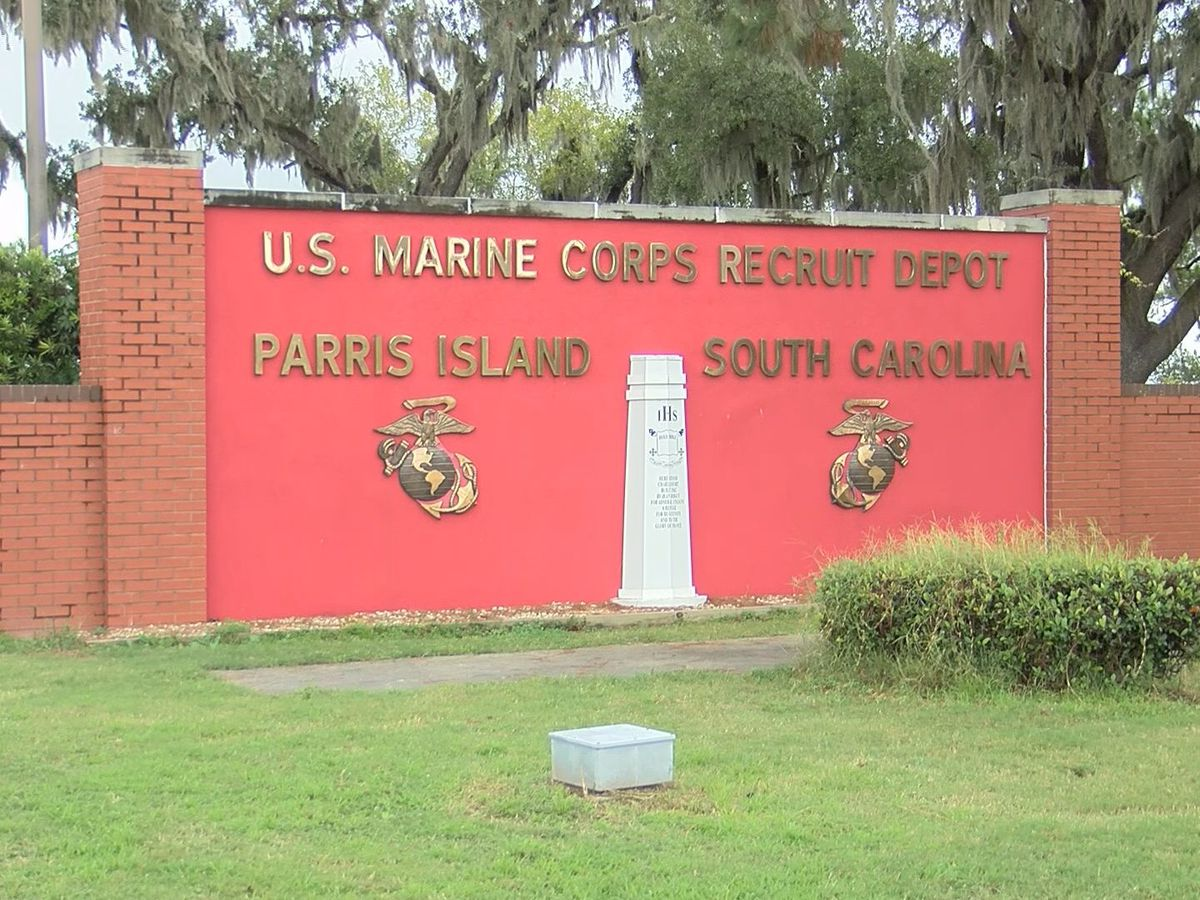 Marines consider closing Parris Island; state representatives worried about financial impact