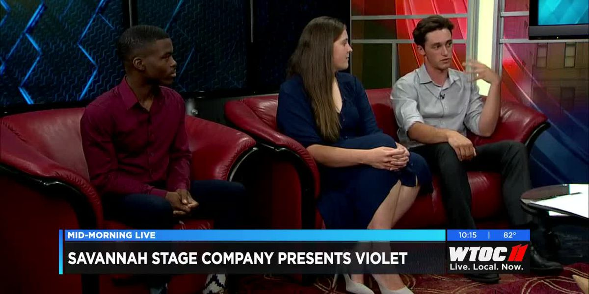 Savannah Stage Company, Savannah State's theater company, presents Violet