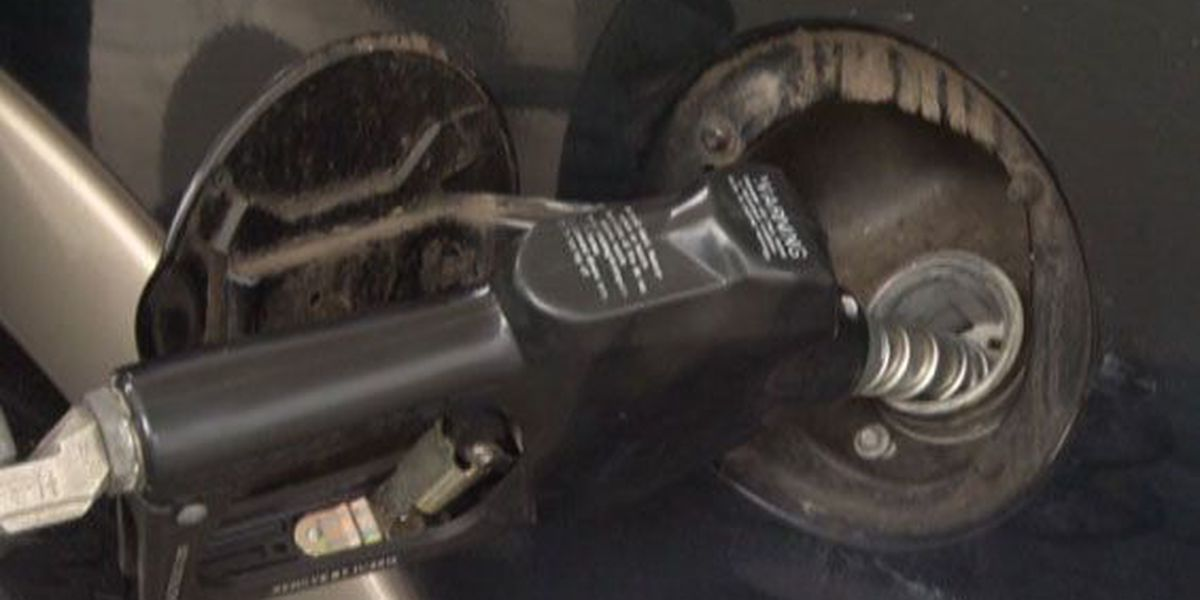 Gas prices 13 cents higher than one month ago