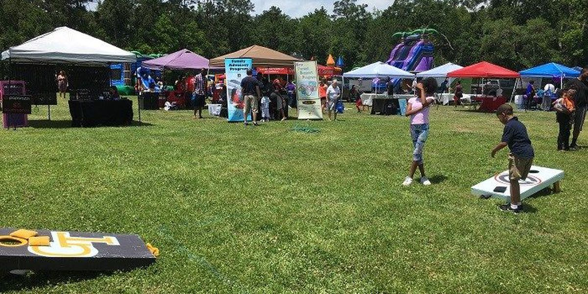 Hinesville Police hold annual Safe Kids Day