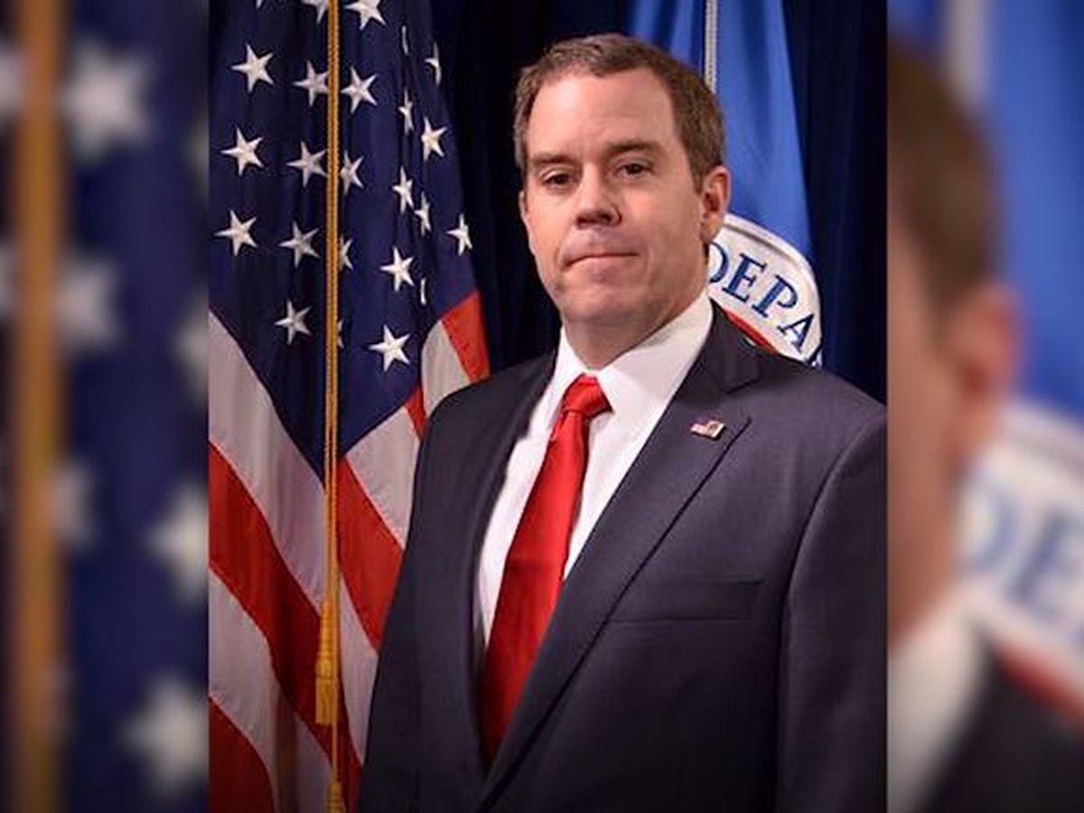 Trump picks former Alabama official to lead FEMA