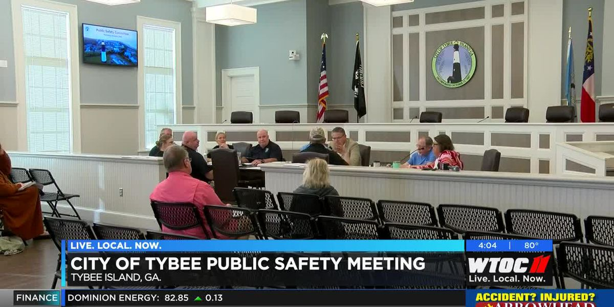 Short-term rentals a hot topic at Tybee Public Safety Committee meeting