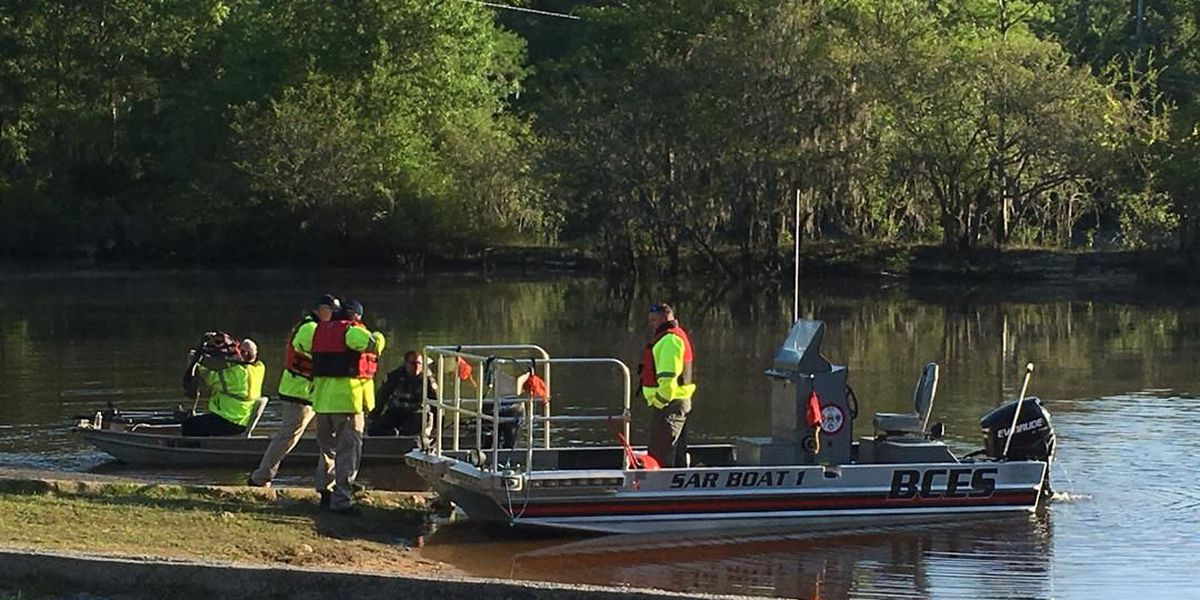 Search underway for man missing after canoe capsizes in Ogeechee River