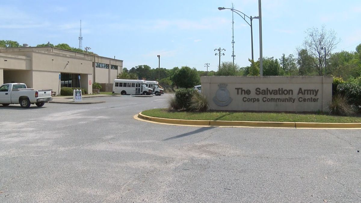 Salvation Army asks for help as thrift stores close