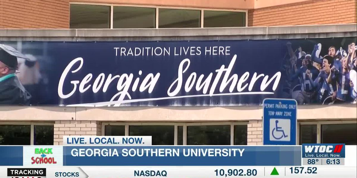Masks, dining times among changes for return to classes at Georgia Southern