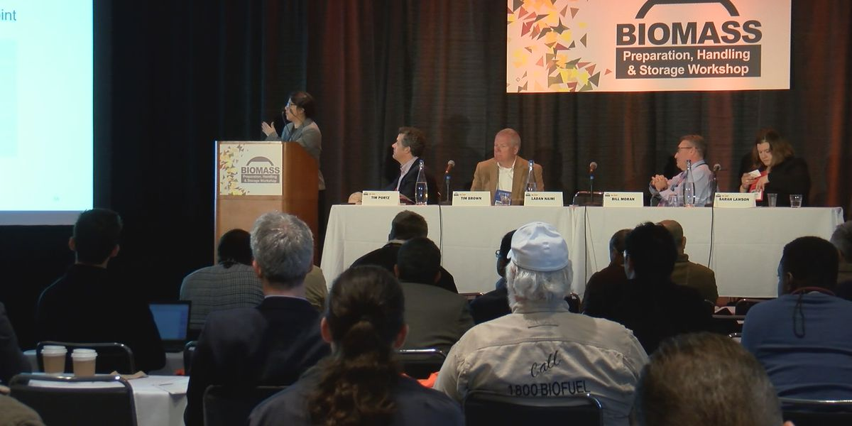 12th annual BioMass Conference showcases latest tech and products