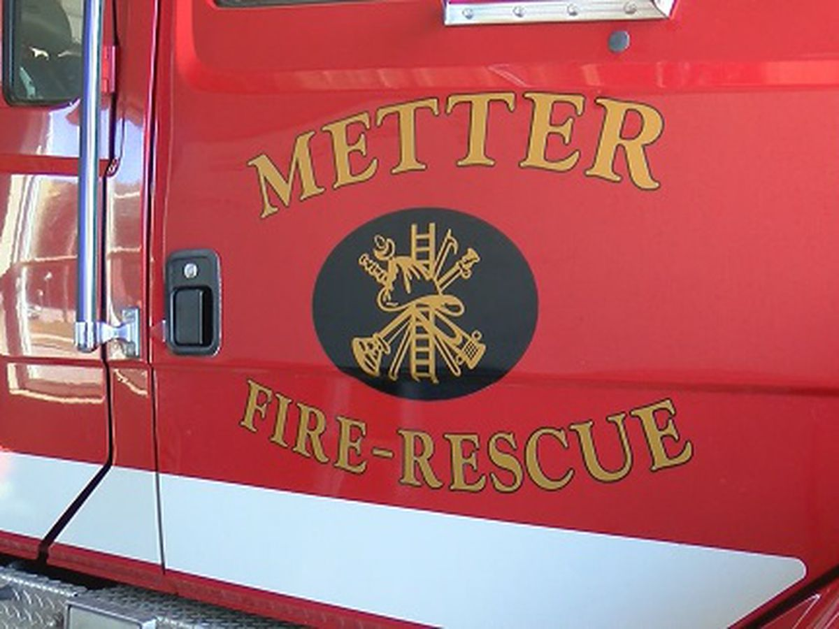 Grant from U.S. Dept. of Agriculture could help improve Metter Fire Department
