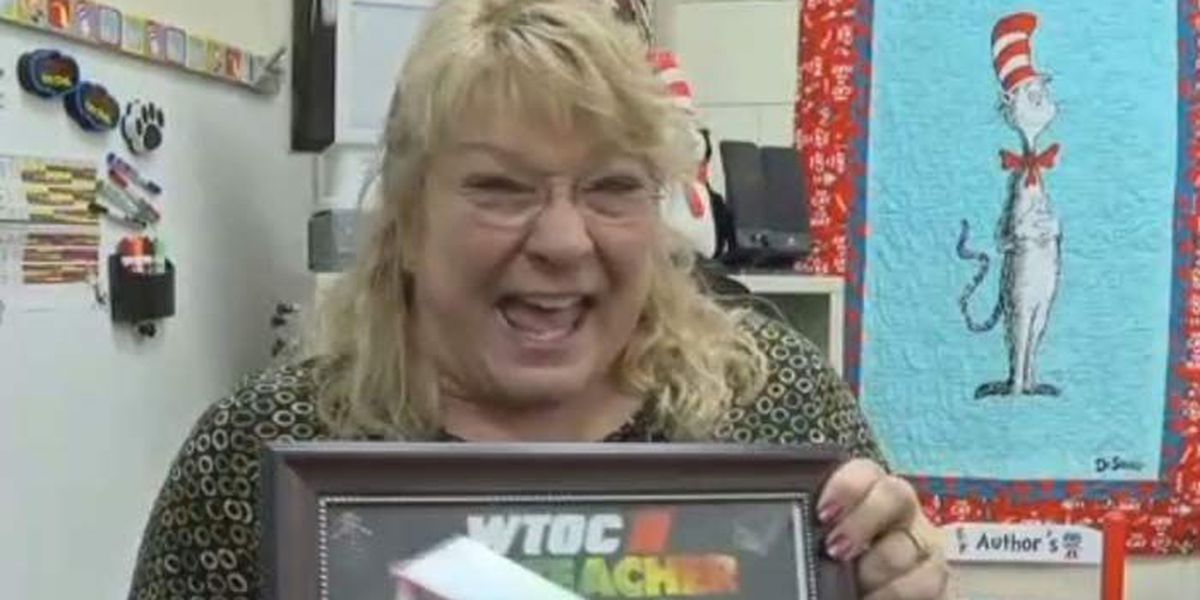 Top Teacher: Cindy Hatala