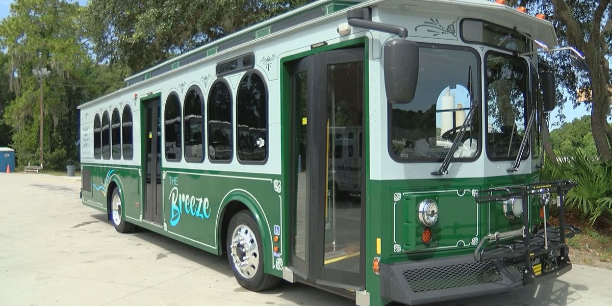 Hilton Head trolley service seeing increase in use