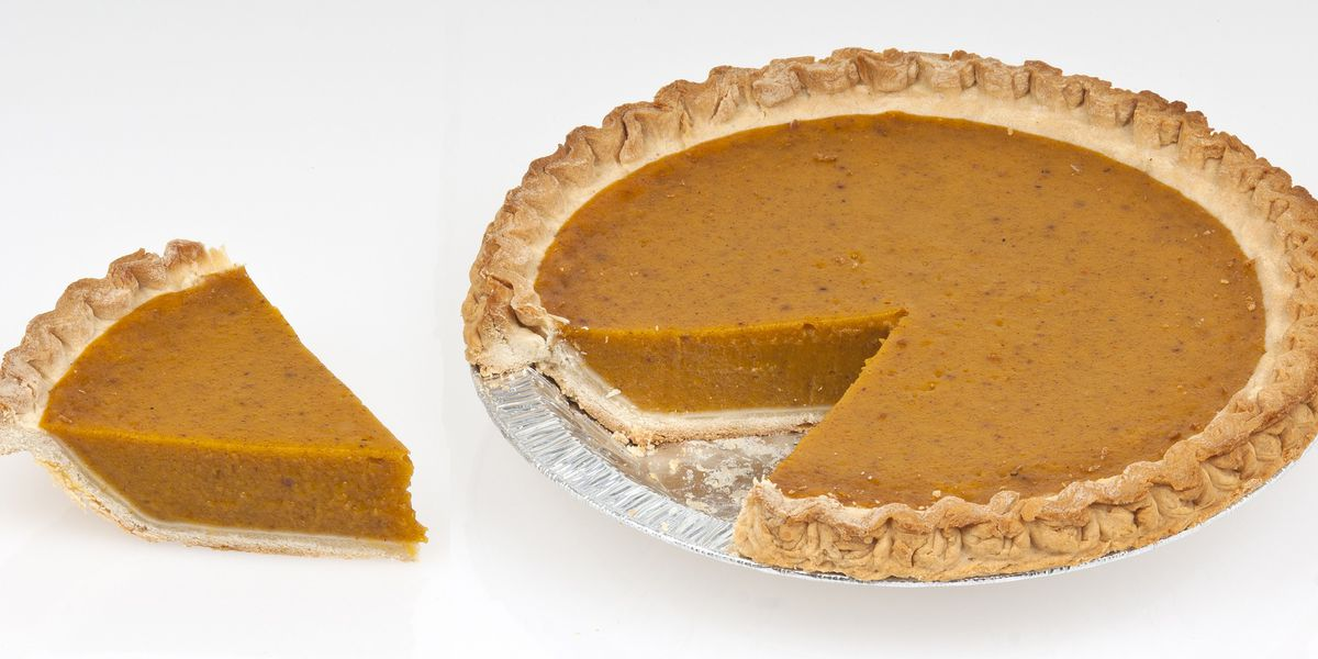 WTOC Cookbook: Grandma Kate's Pumpkin Pie