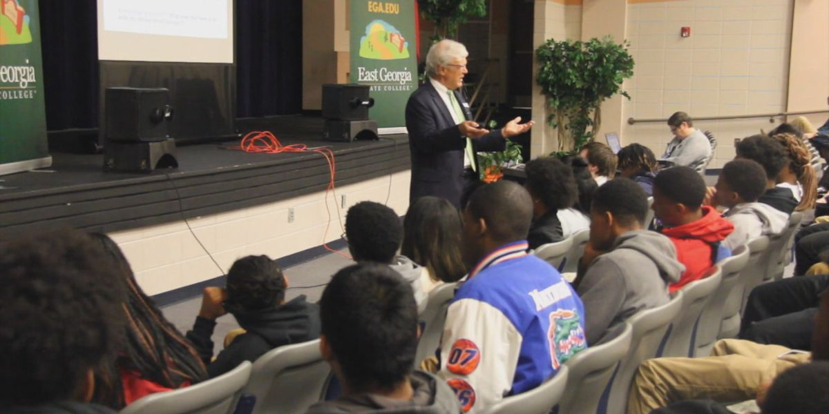 EGSC hosts 6th annual college readiness tour
