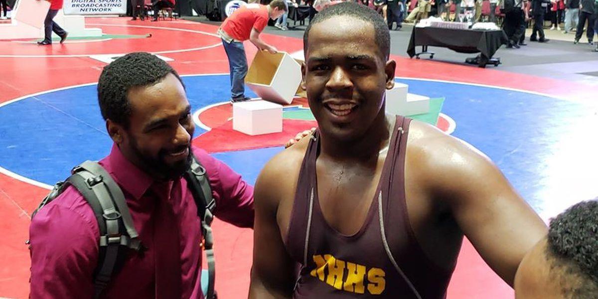 Area wrestlers claim GHSA state titles