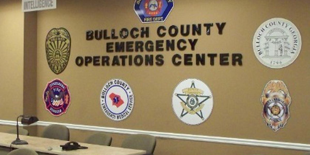 Officials in Bulloch County prepping for possible storm impacts