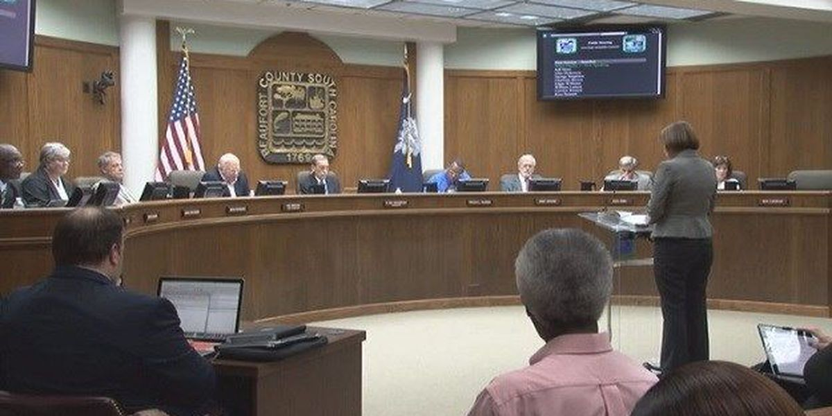 Beaufort Co. Council votes 'yes' to property tax increase, sales tax referendum added to ballot