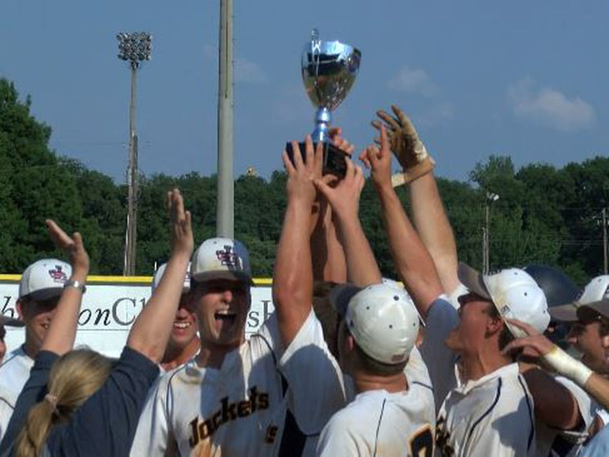 Two out of three ain't bad: Jeff Davis wins another state baseball title