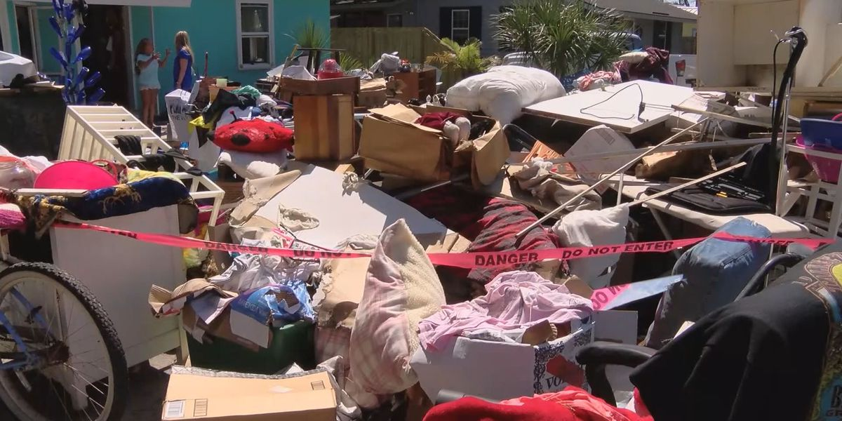 Tybee Island recovery efforts continue years after hurricanes