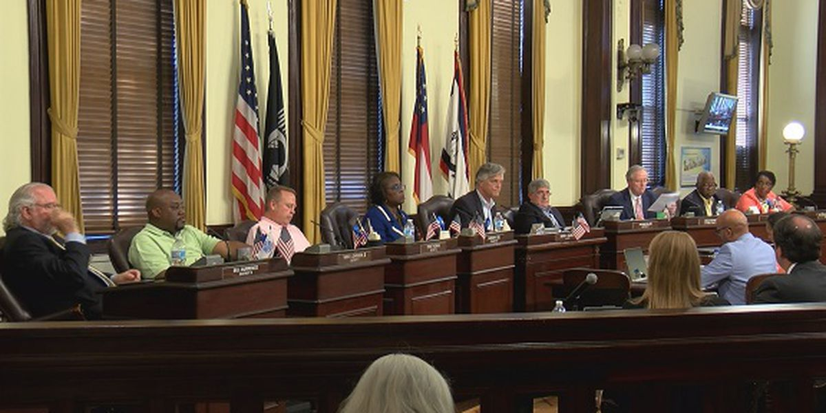 Savannah City Council decides funded SPLOST projects, places priority on infrastructure