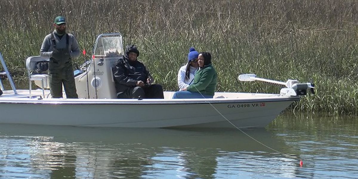 Good News: A wish to go fishing comes true
