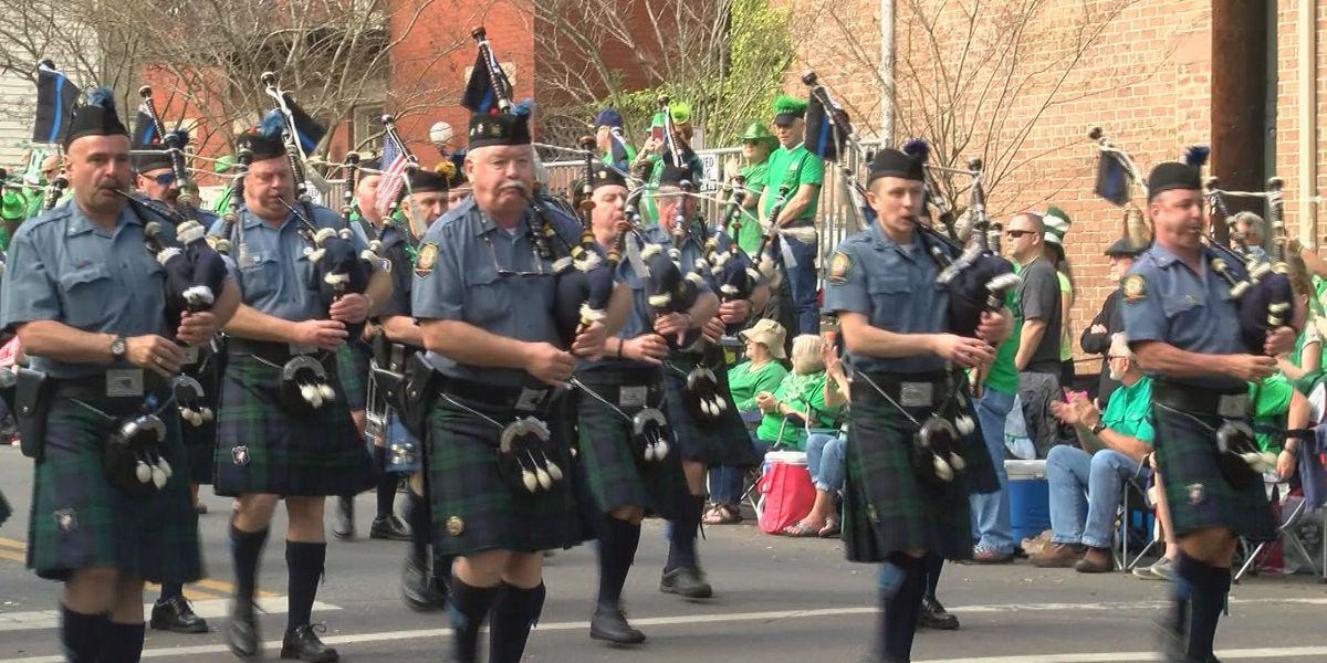 Savannah PD: St. Patrick's Day Festival and Parade road closures