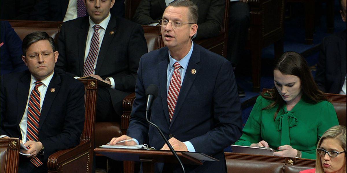 Doug Collins (R-Ga.) announces bid for U.S. Senate