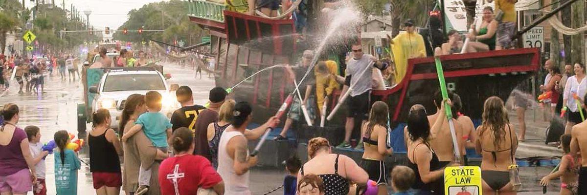 Annual Tybee Beach Bum Parade canceled
