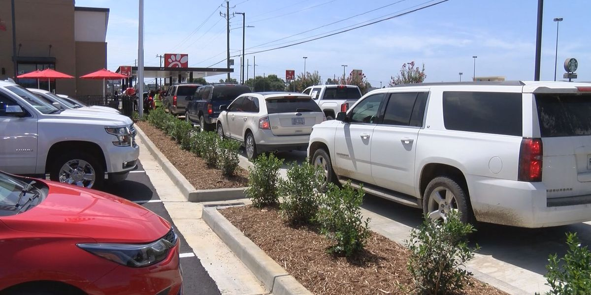 Statesboro residents really missed Chick-fil-A