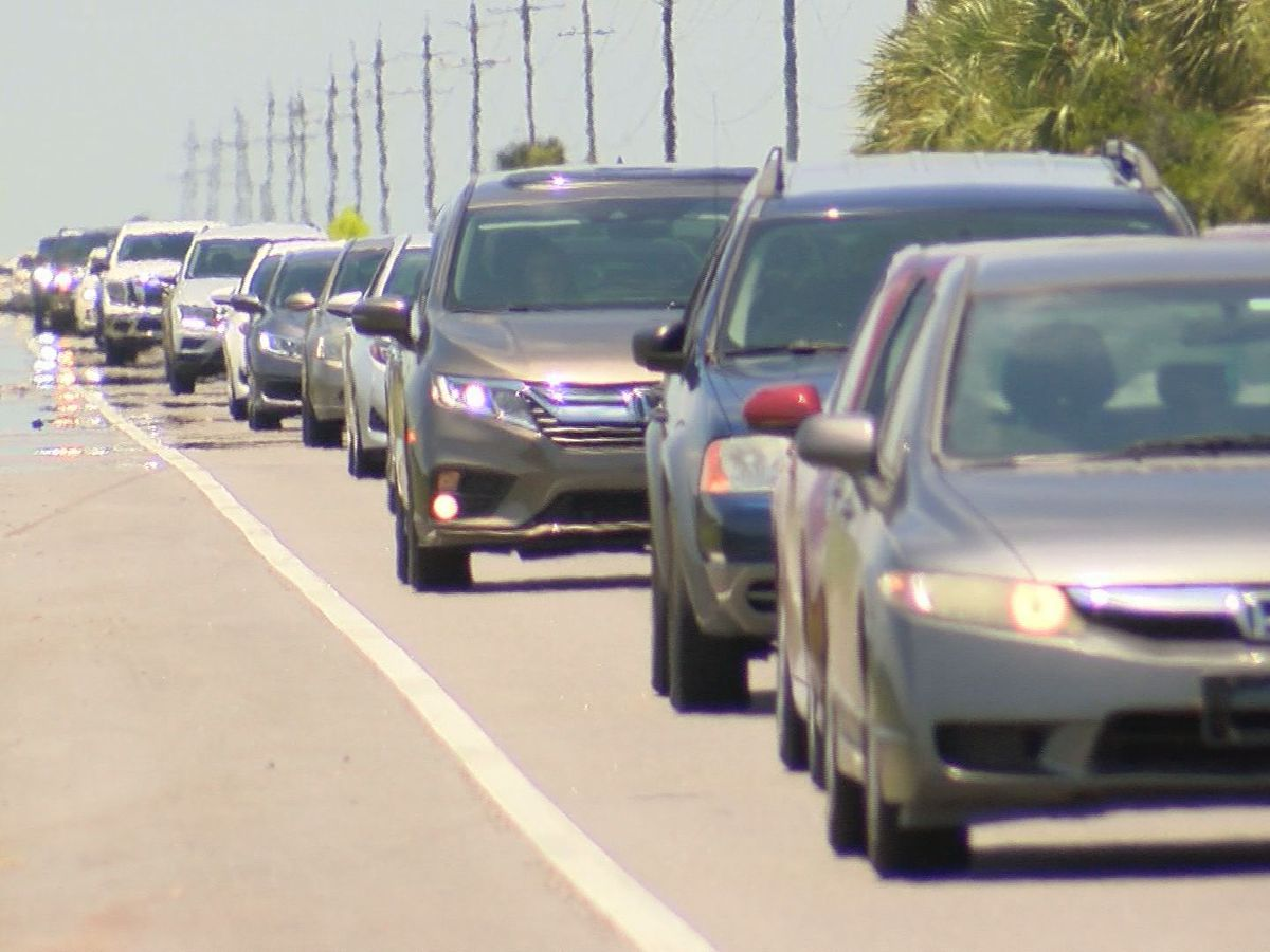 Traffic controls set for Saturday on Tybee Island