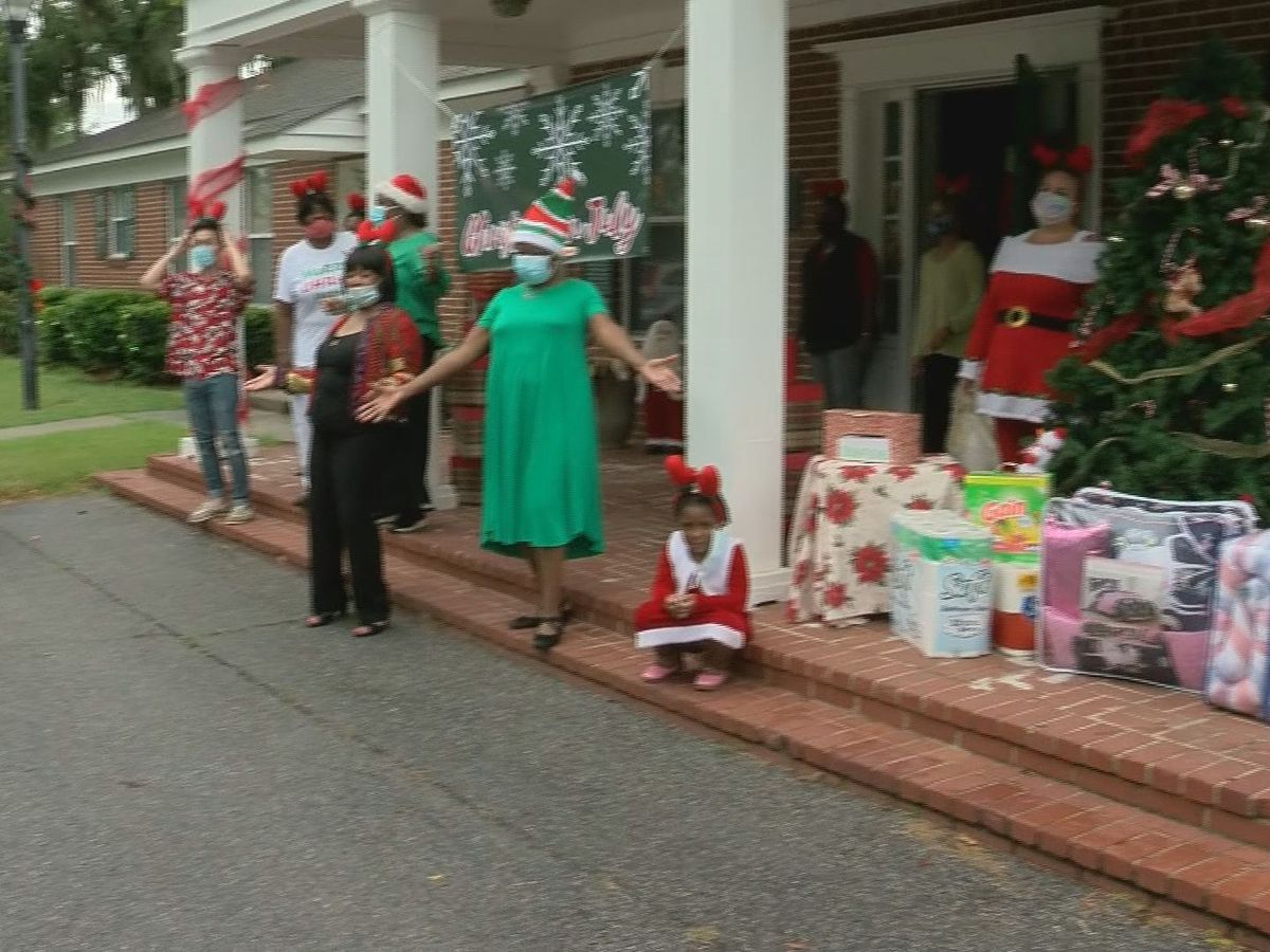 Greenbriar Children's Center holds Christmas in July donation drive
