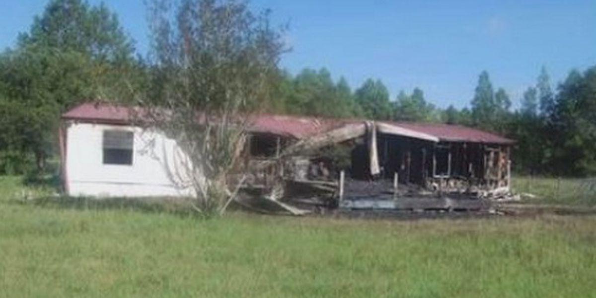 Wayne County mobile home fire ruled arson