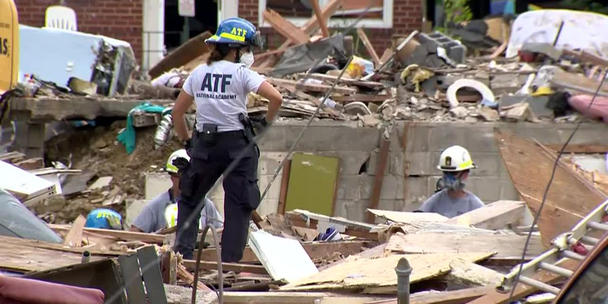 2 dead, at least 5 others in critical condition after Baltimore home explosion