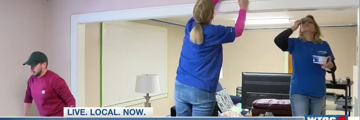 Volunteers honor MLK Day with day of service