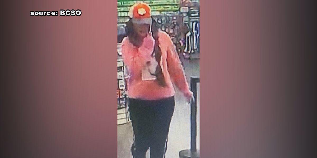 Beaufort deputies attempt to identify card fraud suspect