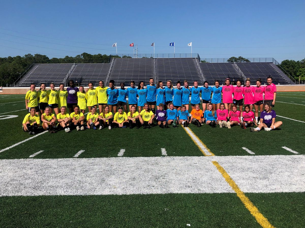 Hundreds play in the 10th Annual Coastal Empire All-Star Soccer games