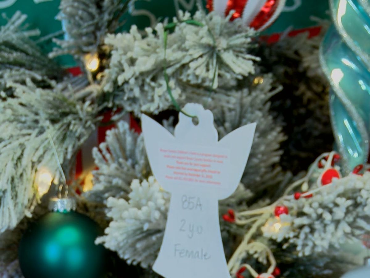 Family Connections' Angel Tree program back for another year