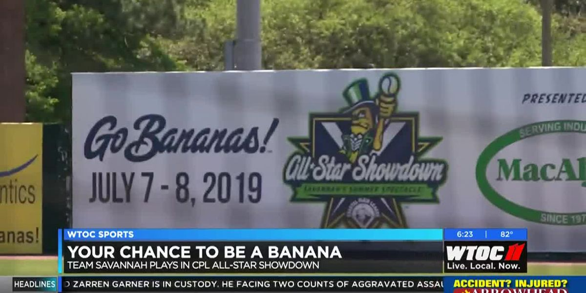 You could be a Banana this summer