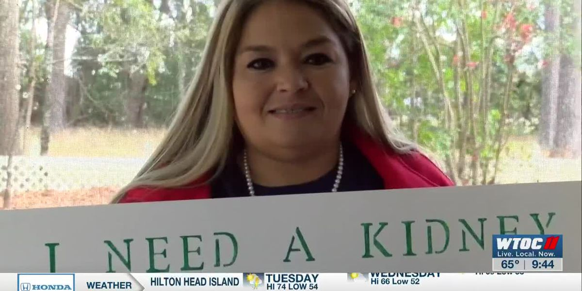 Dialysis patient talks treatment during COVID-19 outbreak