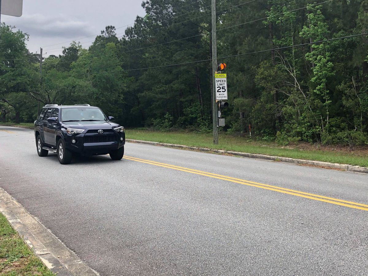 CCPD working to bring speed cameras to some area school zones