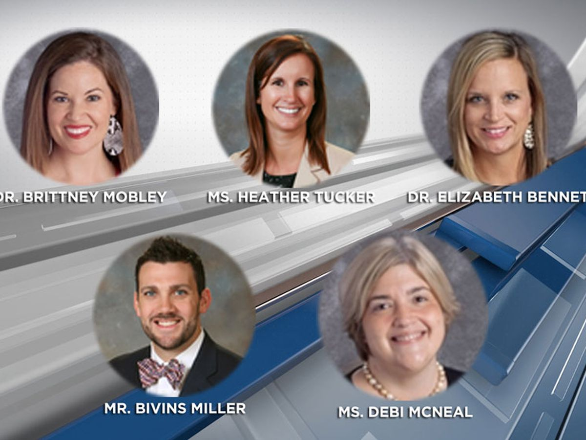Bryan County Schools appoints new leaders for 2020-2021 school year