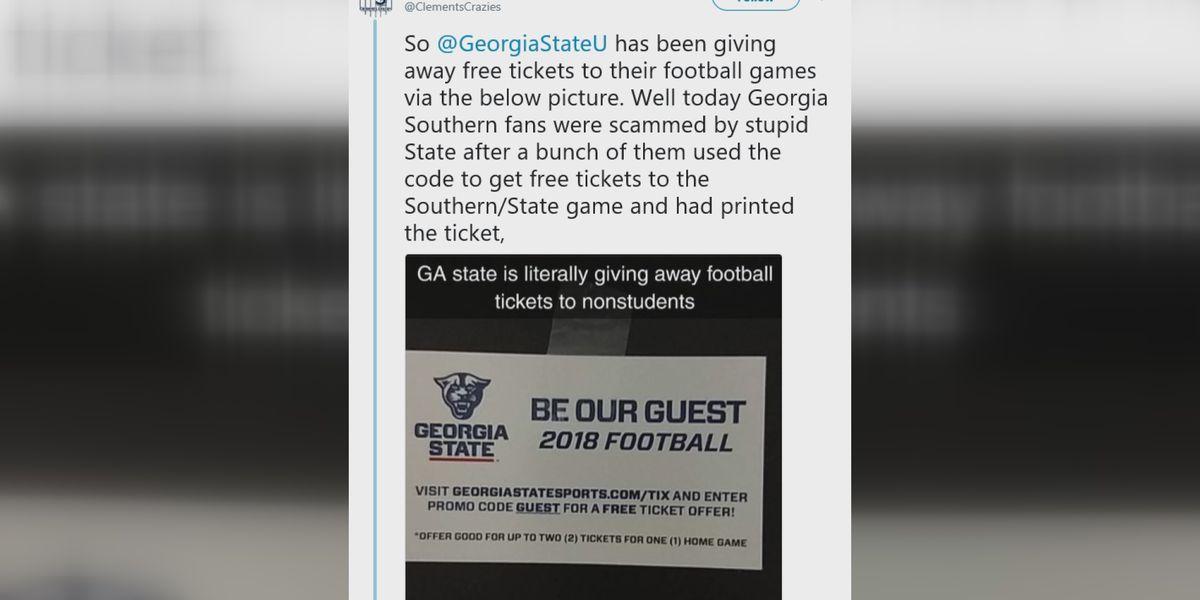 Tim's Take: Georgia college rivalry heats up