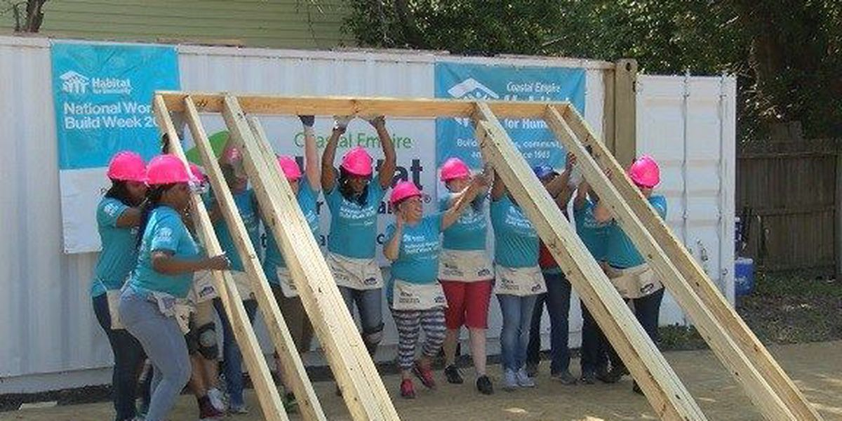 Good News: Habitat for Humanity builds 144th home