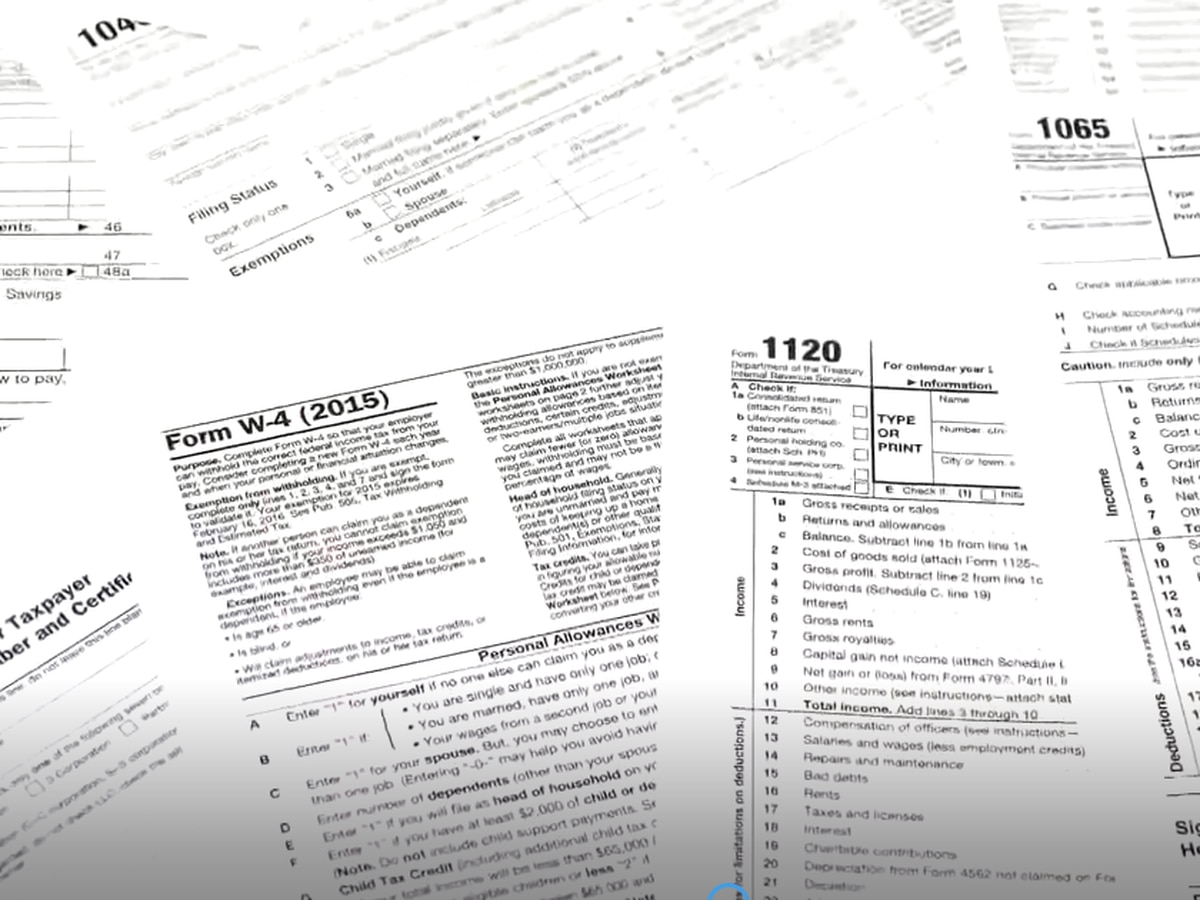 No delays expected for tax filing deadline