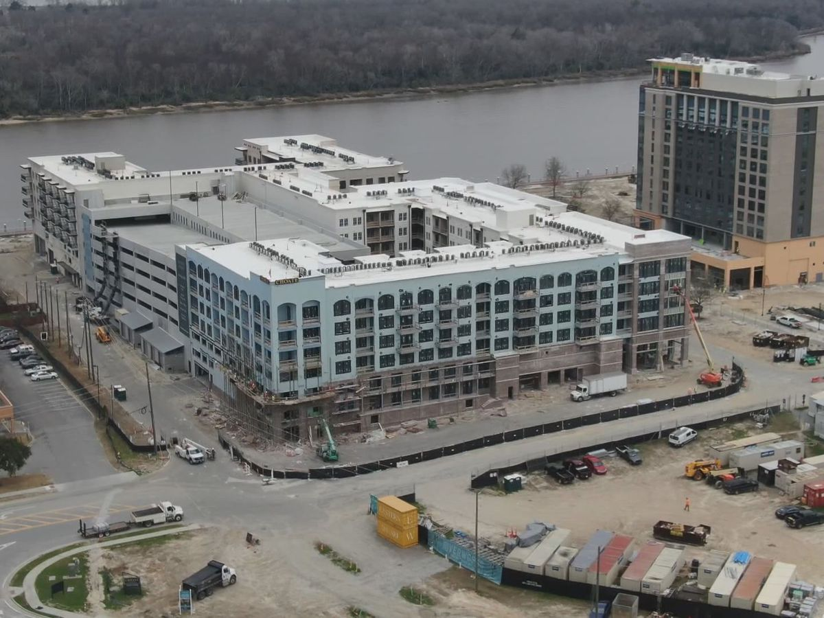One year later: Eastern Wharf Project nearing completion after massive fire
