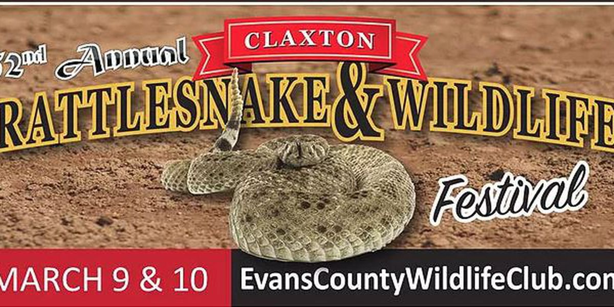 Watch: The Claxton Rattlesnake & Wildlife Festival Parade