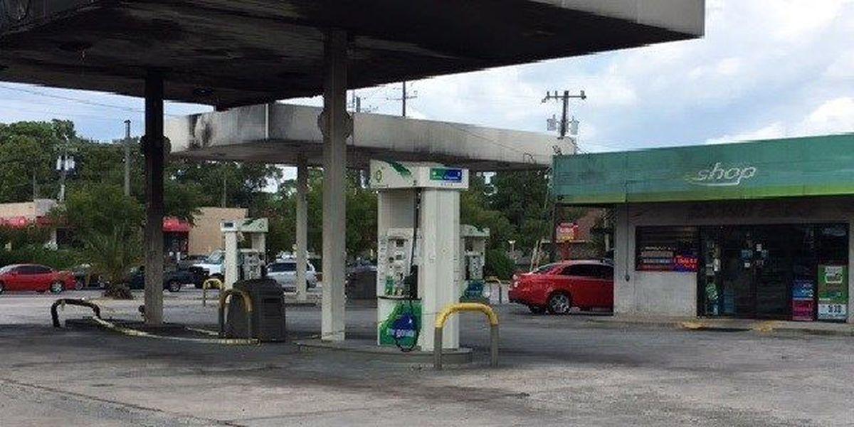 BP reopens after fatal crash, gas station fire