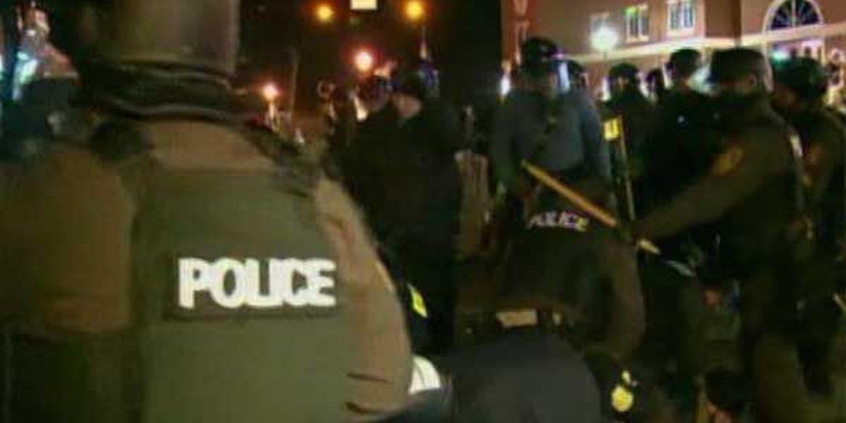 Police make more arrests in Ferguson