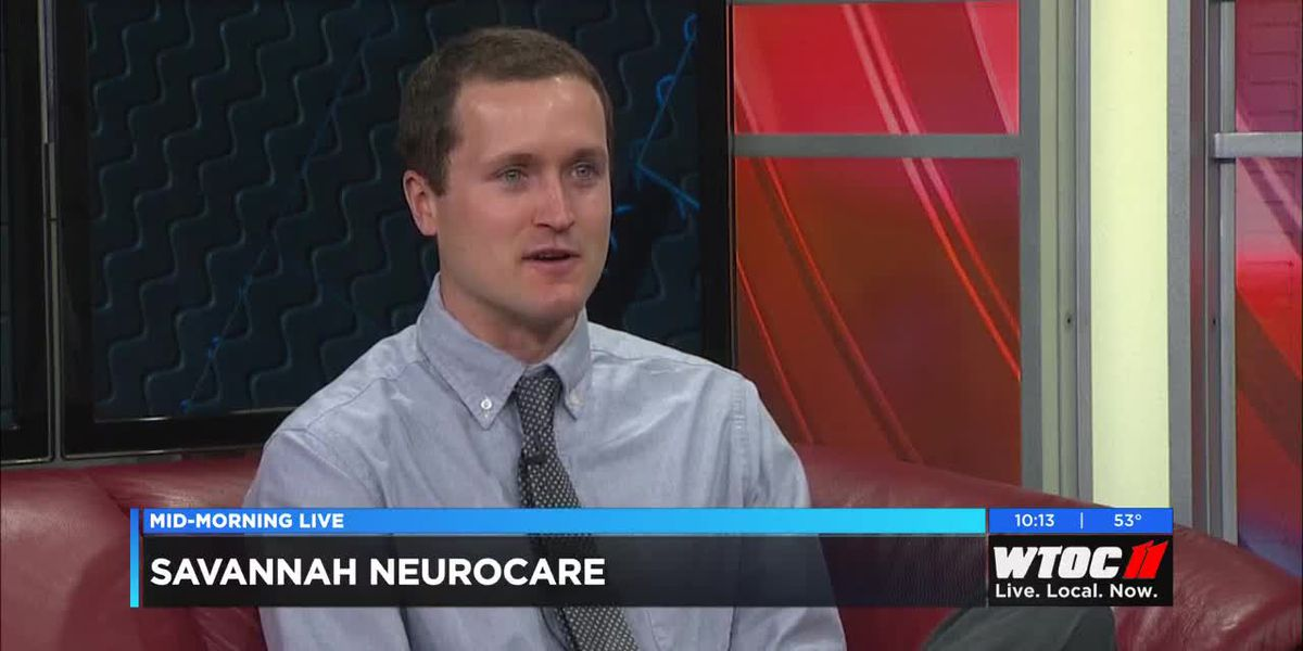 Medical Minute Monday with Dr. Josh Sweeney of Savannah Neurocare