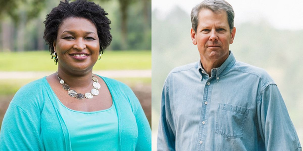 Kemp claims victory, Abrams doesn't concede