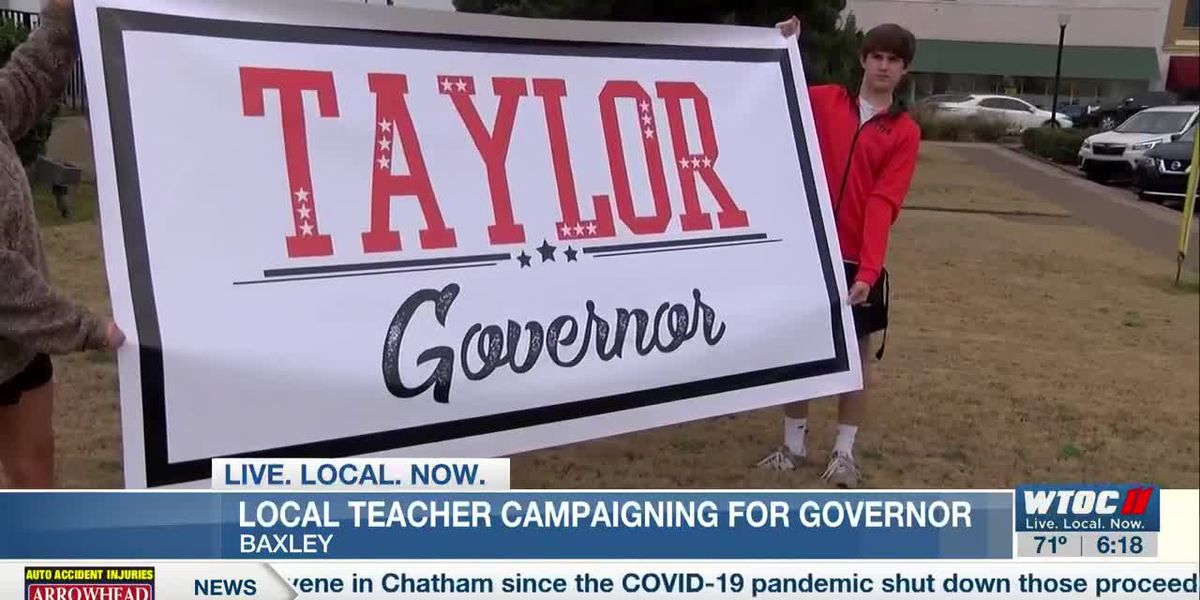 Baxley teacher to run as Republican candidate for Ga. governor