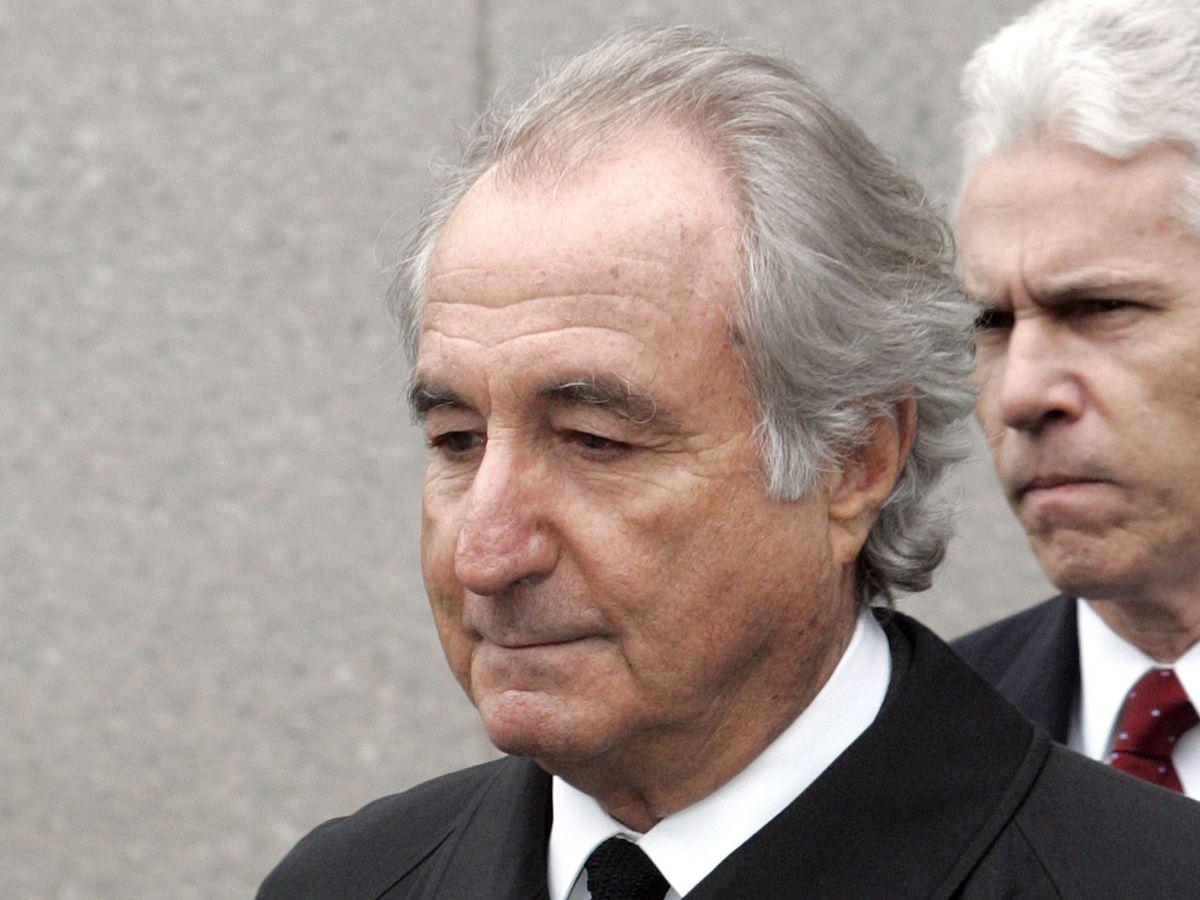 Ponzi schemer Bernie Madoff has died in a federal prison