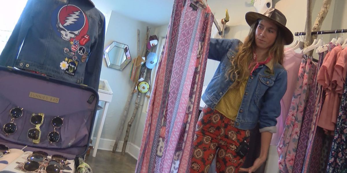 Savannah fashion designer's clothing line to be sold in Belk stores